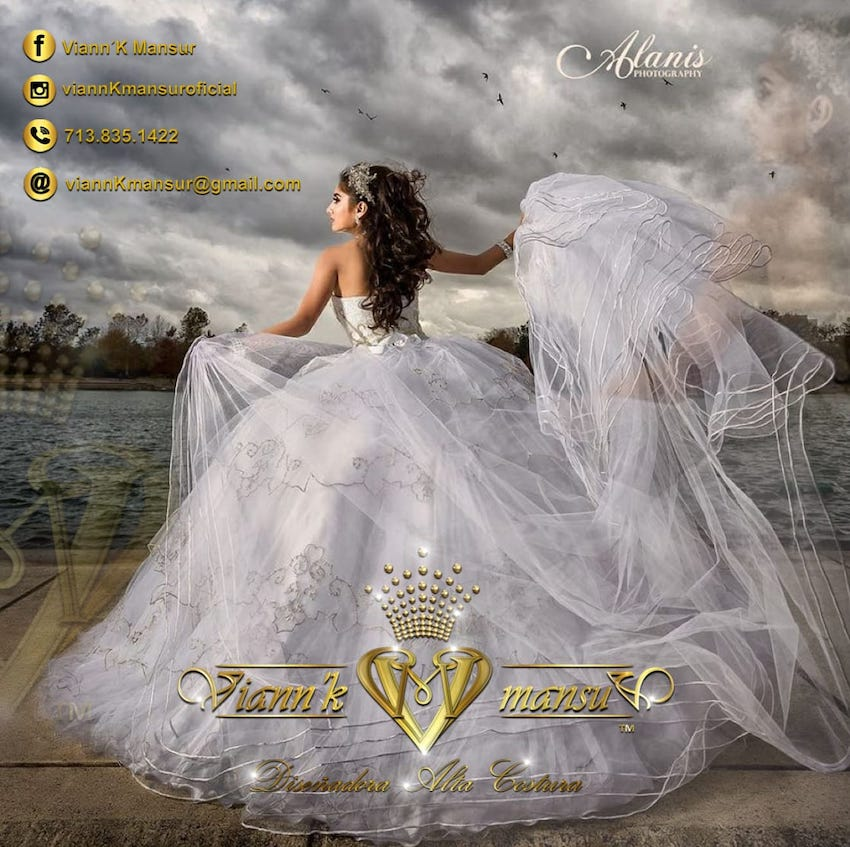 quinceanera dress shops houston