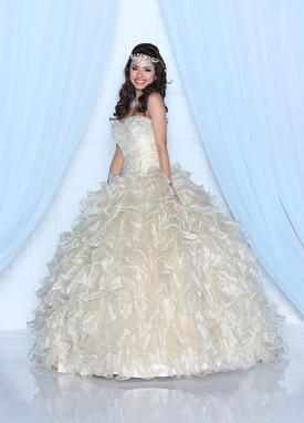 Davinci Quinceanera Dresses 80192