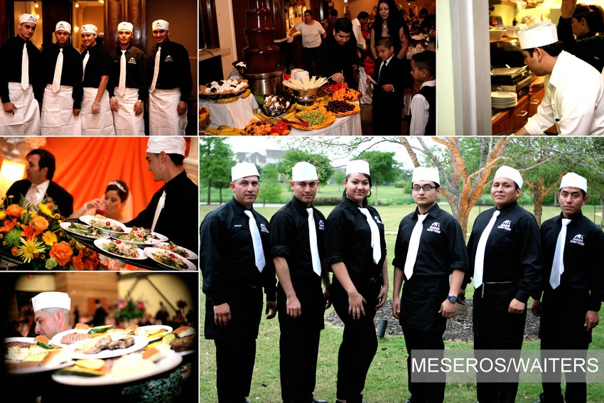 los chef hermanos catering houston