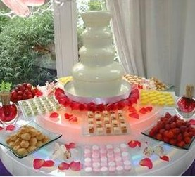 Chocolate Fountain Rentals In Houston TX