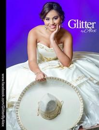 glitter by alex houston