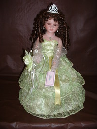 Quince Doll Houston