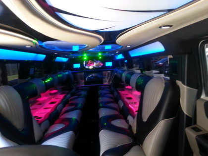 Hummer Daddy limos houston