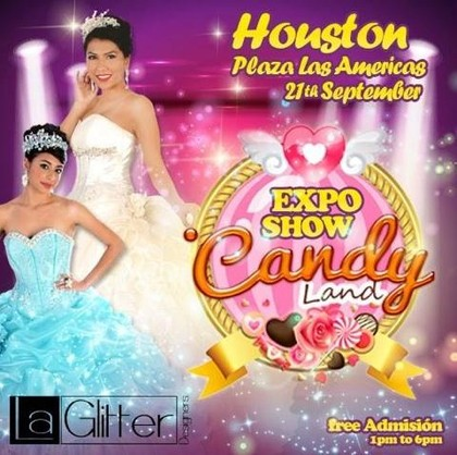 La Glitter Fashion Show