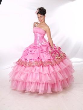 la glitter 15 dresses