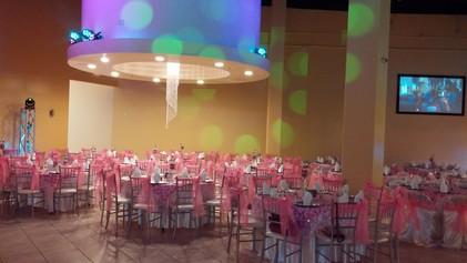 los alcatraces reception hall