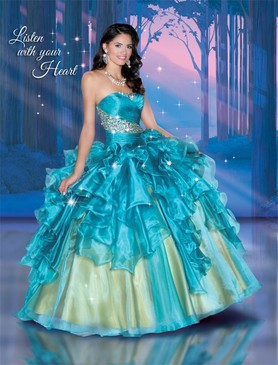 royal ball disney dresses houston