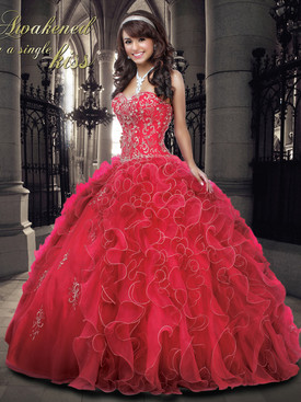 Disney Princess Quinceanera Dresses