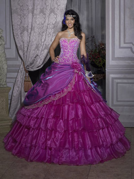 House of Wu Quinceanera Collection Houston TX