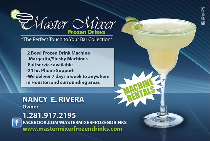 master mixer margaritas houston