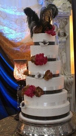 Quinceanera Cakes Houston
