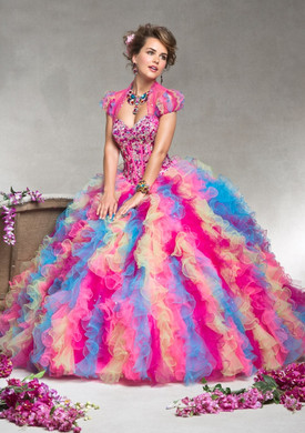 Mori Lee Quinceanera Dress 88061