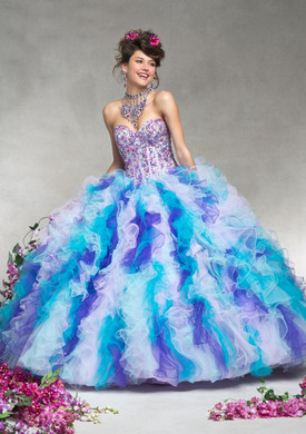 Mori Lee Quinceanera Dress 88061