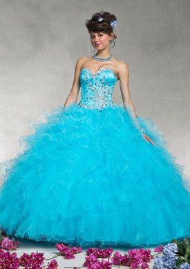 Mori Lee Quinceanera Dress 88063