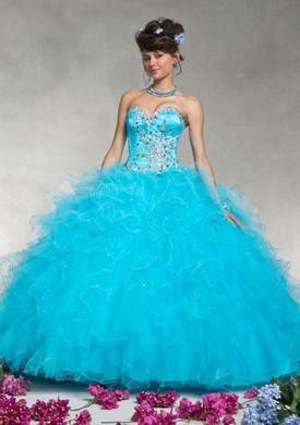 Mori Lee Quinceanera Dress 88063