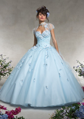 Mori Lee Quinceanera Dress 88073