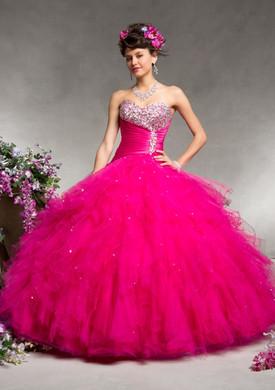 Mori Lee 88075 pink