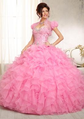 Mori Lee 88095 pink