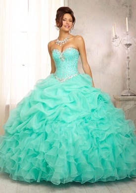 Mori Lee Quinceanera Dresses 88083