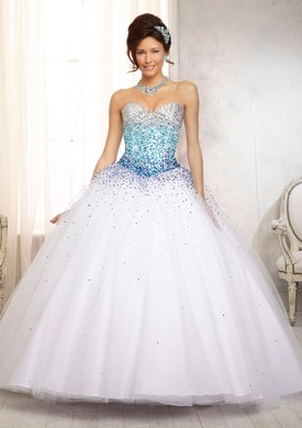 Mori Lee Quinceanera Dresses 88086