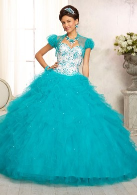 Mori Lee Quinceanera Dresses capri