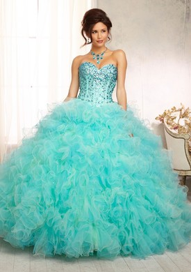 Mori Lee Quinceanera Dresses