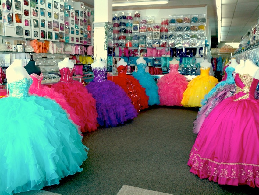 Houston Quinceanera Dresses