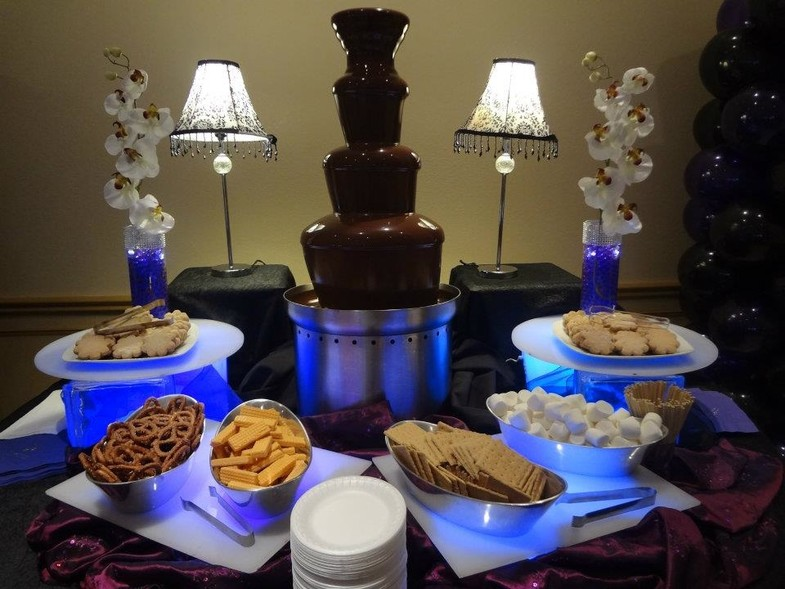 Chocolate Fountain Houston