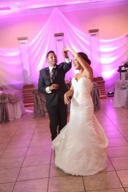 Pedregal wedding receptions houston