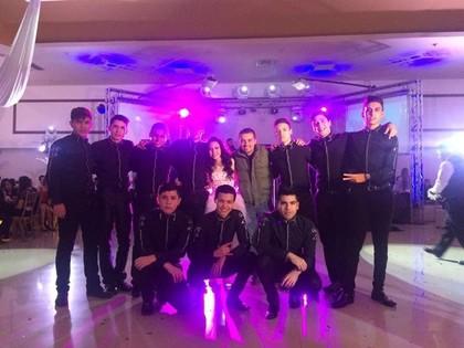 XV Choreography