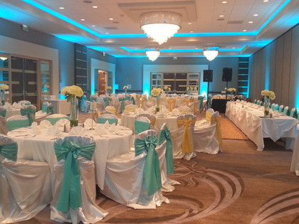 quinceanera reception hall
