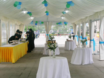Tent Rentals Houston TX
