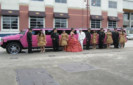 Quinceanera Limos Houston