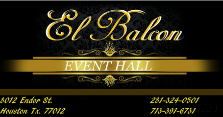 el balcon event hall
