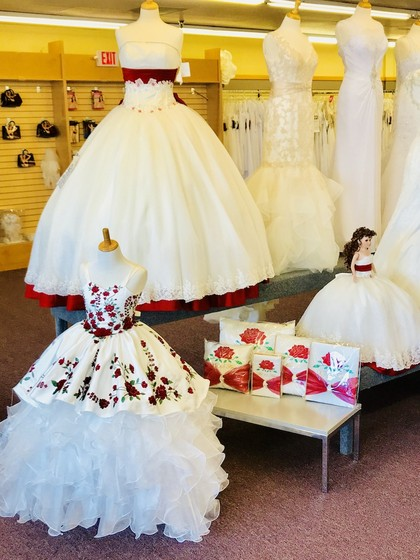 Gallery Bridals and Quinceaneras Conroe