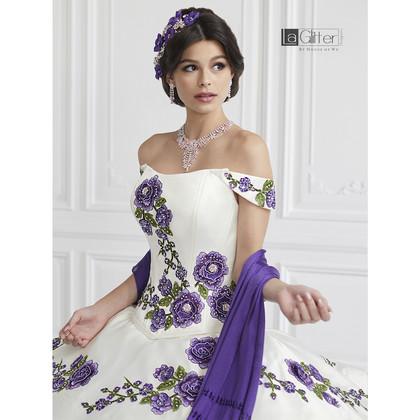 la glitter spring 2020 quinceanera dress collection