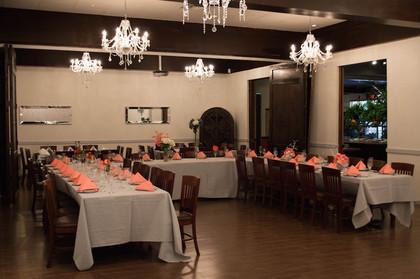 guri do sul brazilian banquet room