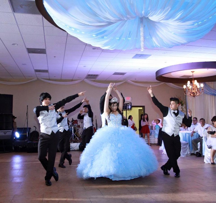 houston dance stars quinceanera choreography