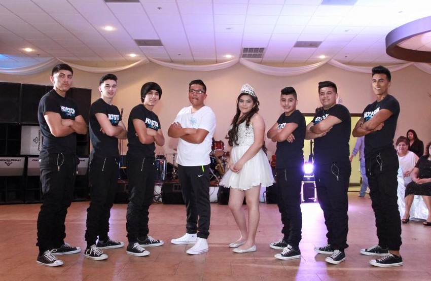 houston dance stars quinceanera choreography