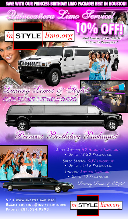 instyle limos