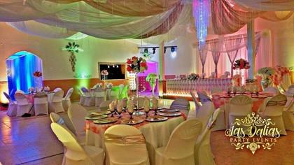 las dalias party hall