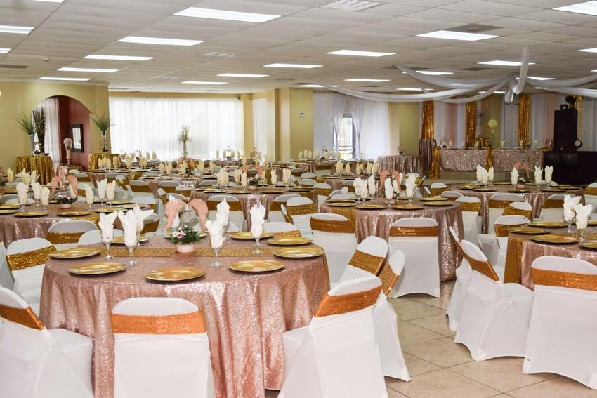 new crown reception hall
