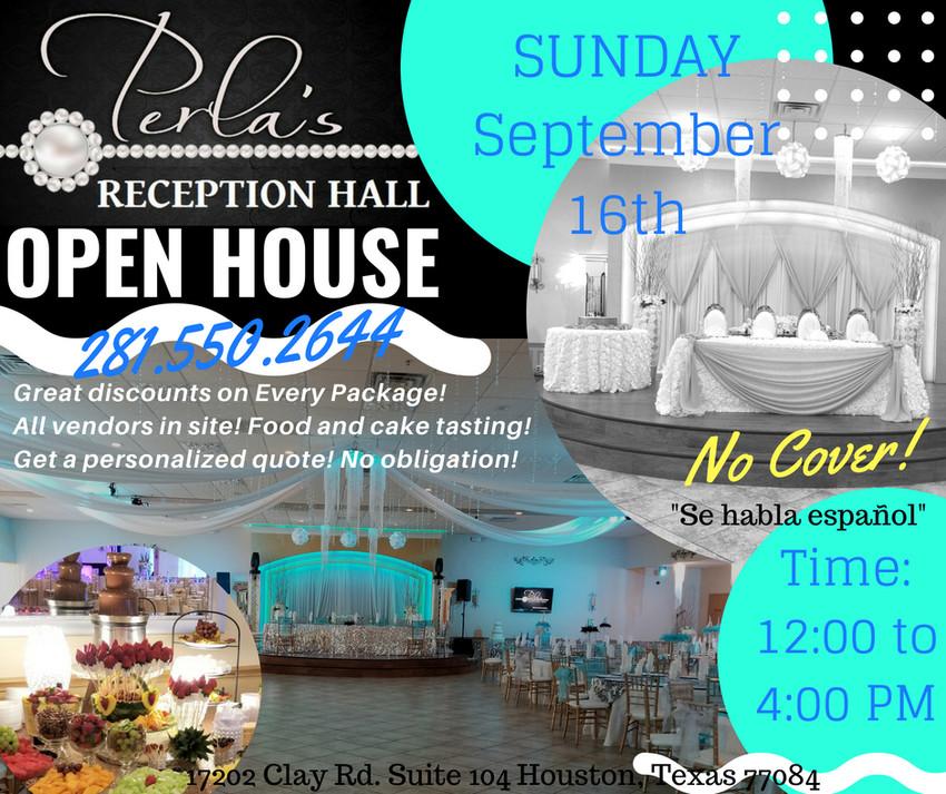 perlas reception hall