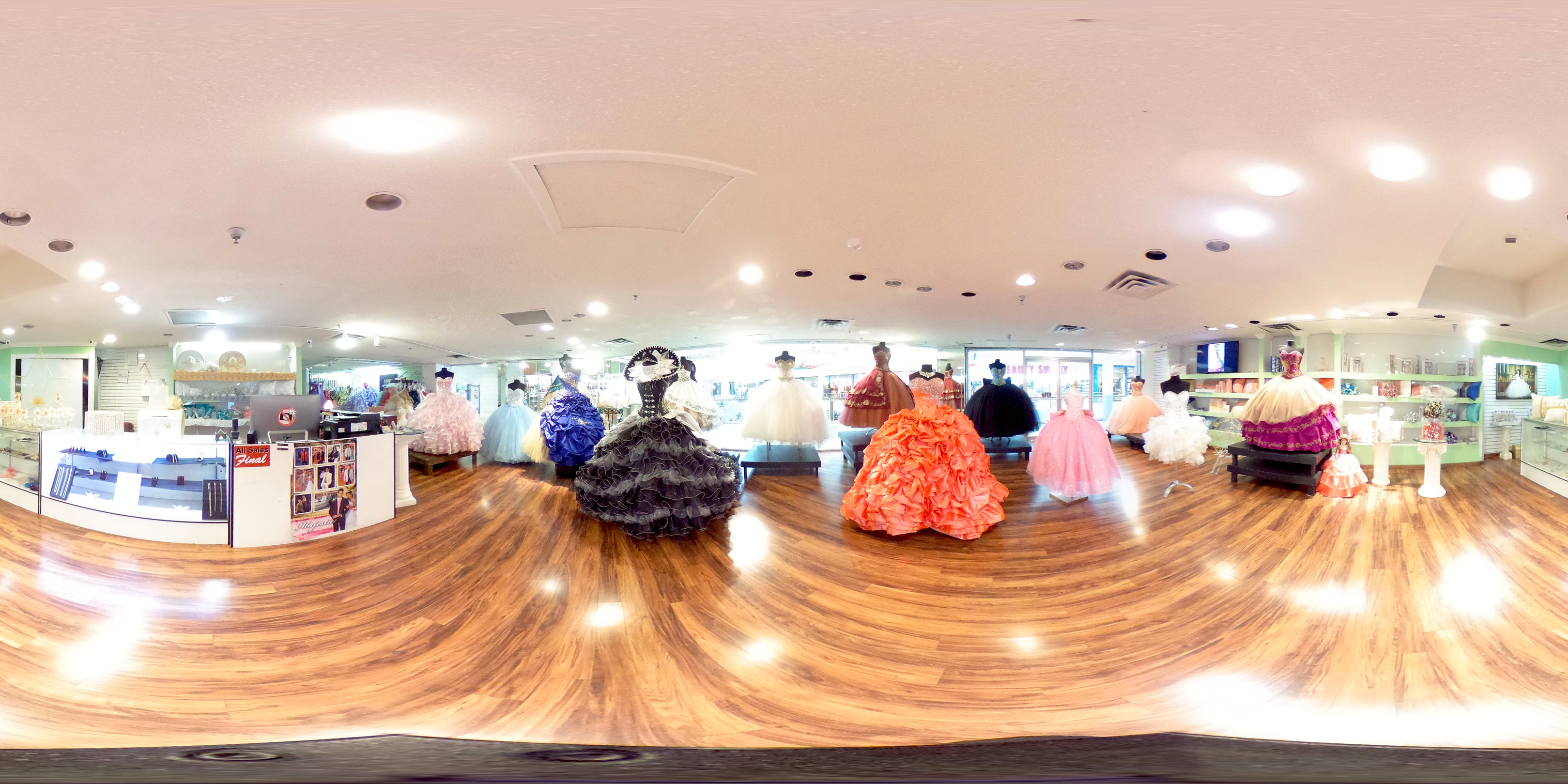 Glitter Houston - 2nd Floor PlazAmericas Mall