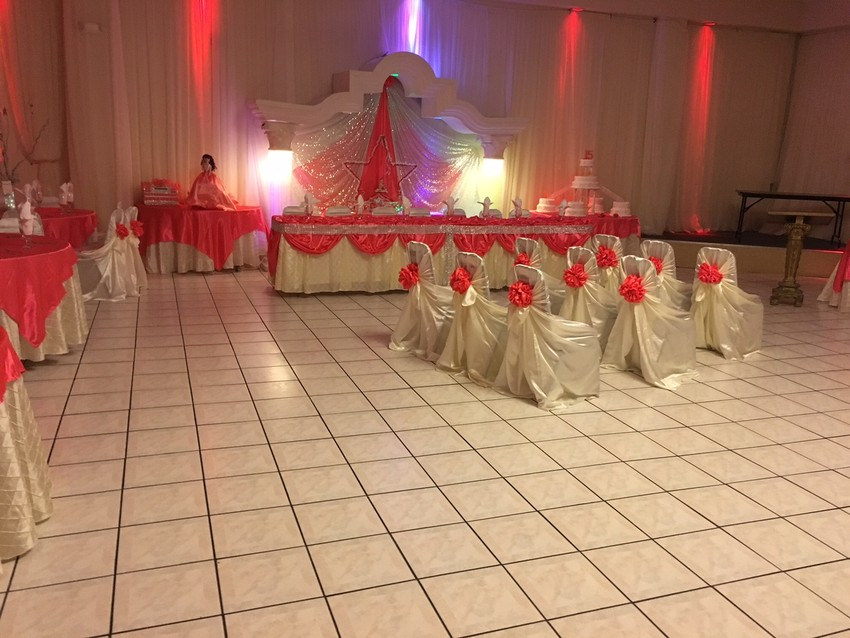 Rose Party Hall Houston