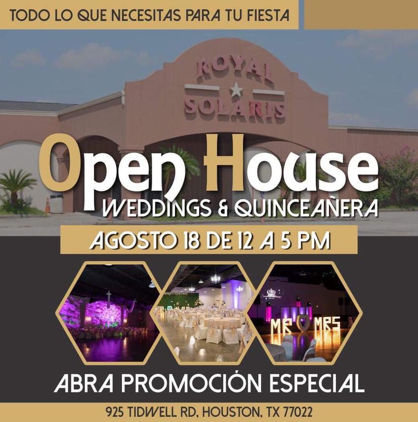 royal solaris open house