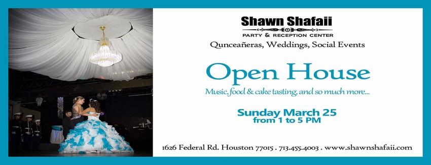 shafaii open house