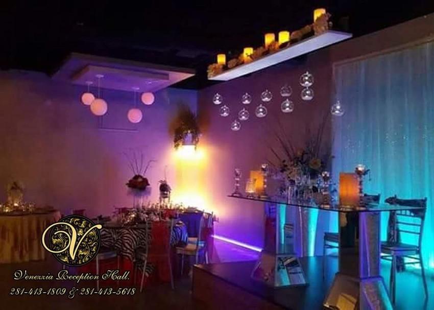 Wedding Reception Venues Northwest Houston : Venezzia reception hall quincenaera halls nw houston