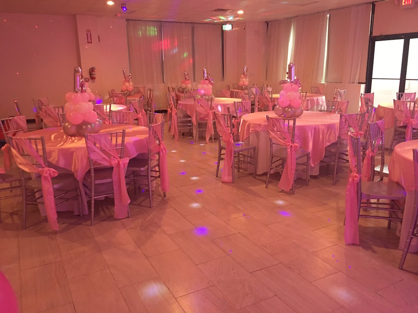 your perfect party hall houston