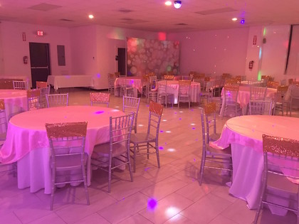 your perfect party hall